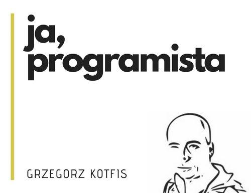 Ja, programista – zapowiedź nowej serii podcastu