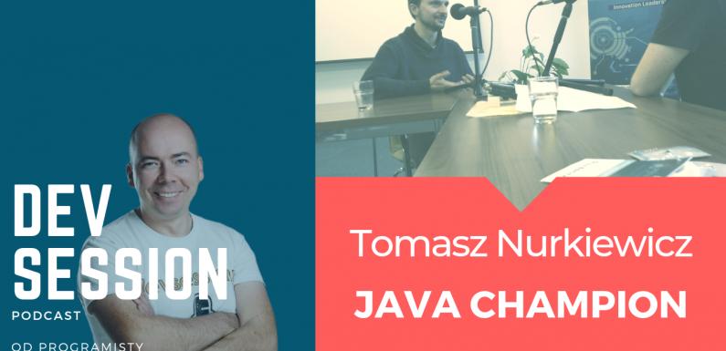 Tomasz Nurkiewicz – Java Champion